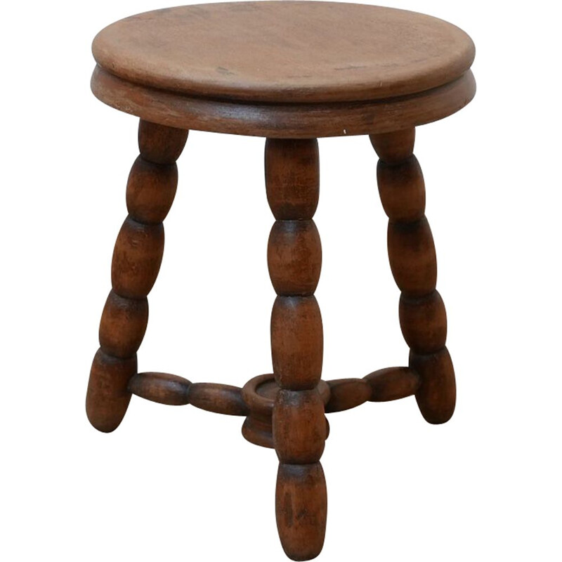 Mid-Century Side Table English 1950s