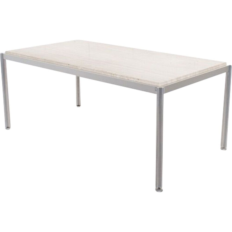 Vintage desk table by Georges Ciancimino 1970s