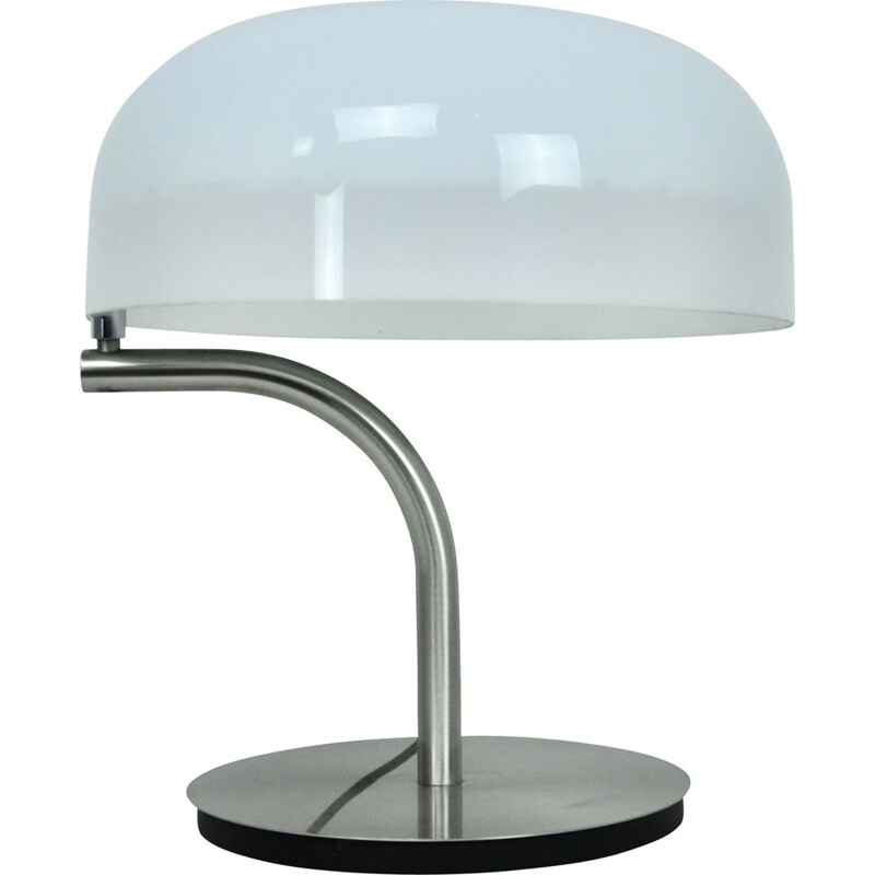 Vintage table lamp by Gaetano Sciolari for Valenti Luce 1970