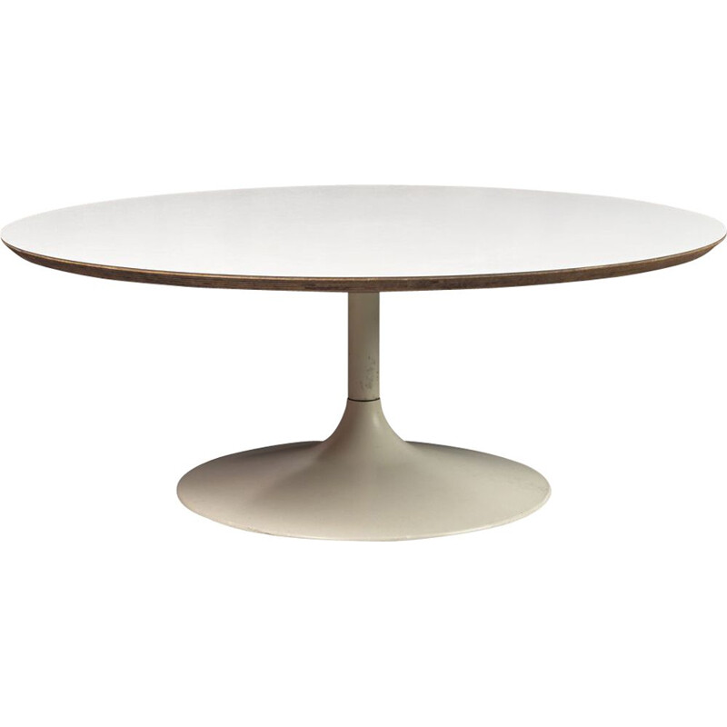 Vintage coffee table T830 paulin stone for artifort 1966s