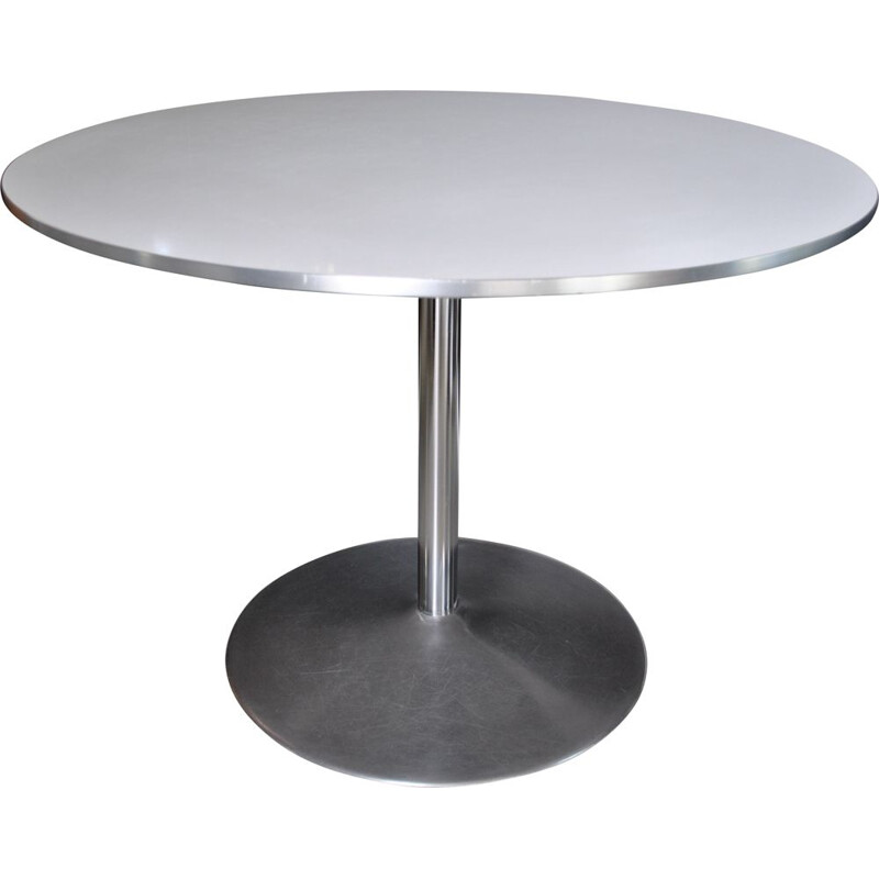Vintage table by Verner Panton for Fritz Hansen 1980