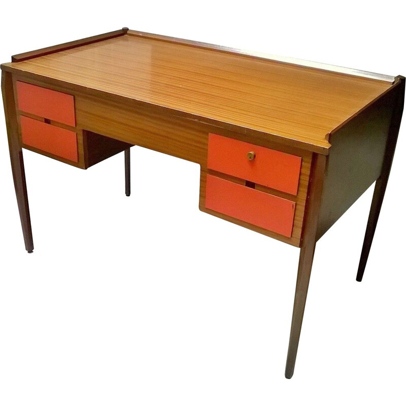 Vintage desk by Gio Ponti for Dassi 1950