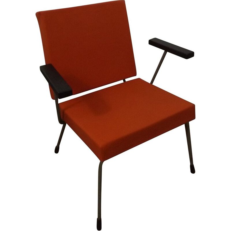 Vintage armchair by Win Rietveld for Gispen