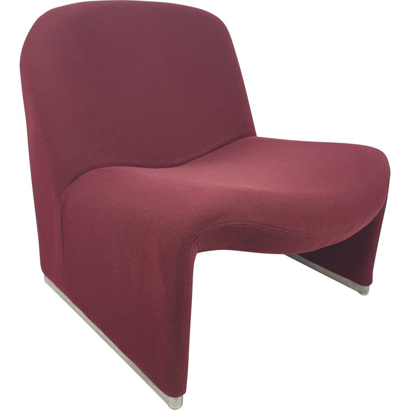 Vintage Alky armchair by Giancarlo Piretti for Artifort 1970