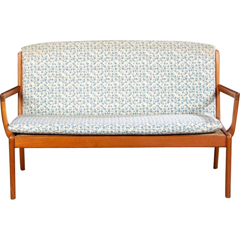 Vintage Ole Wanscher Sofa by Cado, Danish 1960s