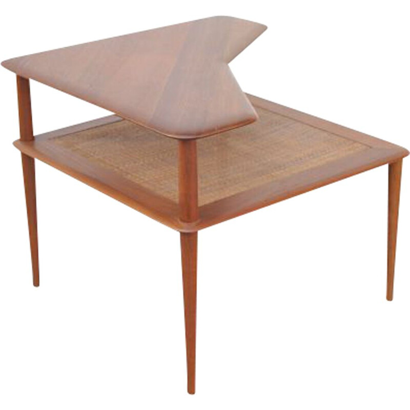 Vintage coffee table Minerva by Peter Hvidt by France & Son, Denmark