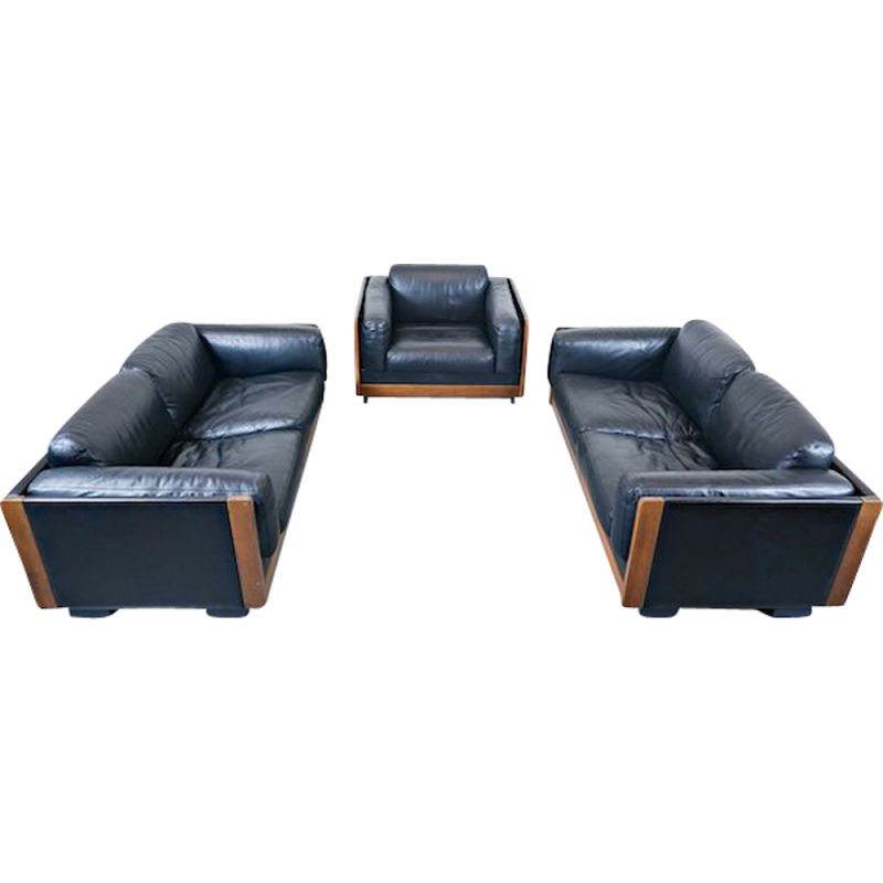 """Vintage sofa """"920"""" by Afra and Tobia Scarpa for Cassina 1960"""