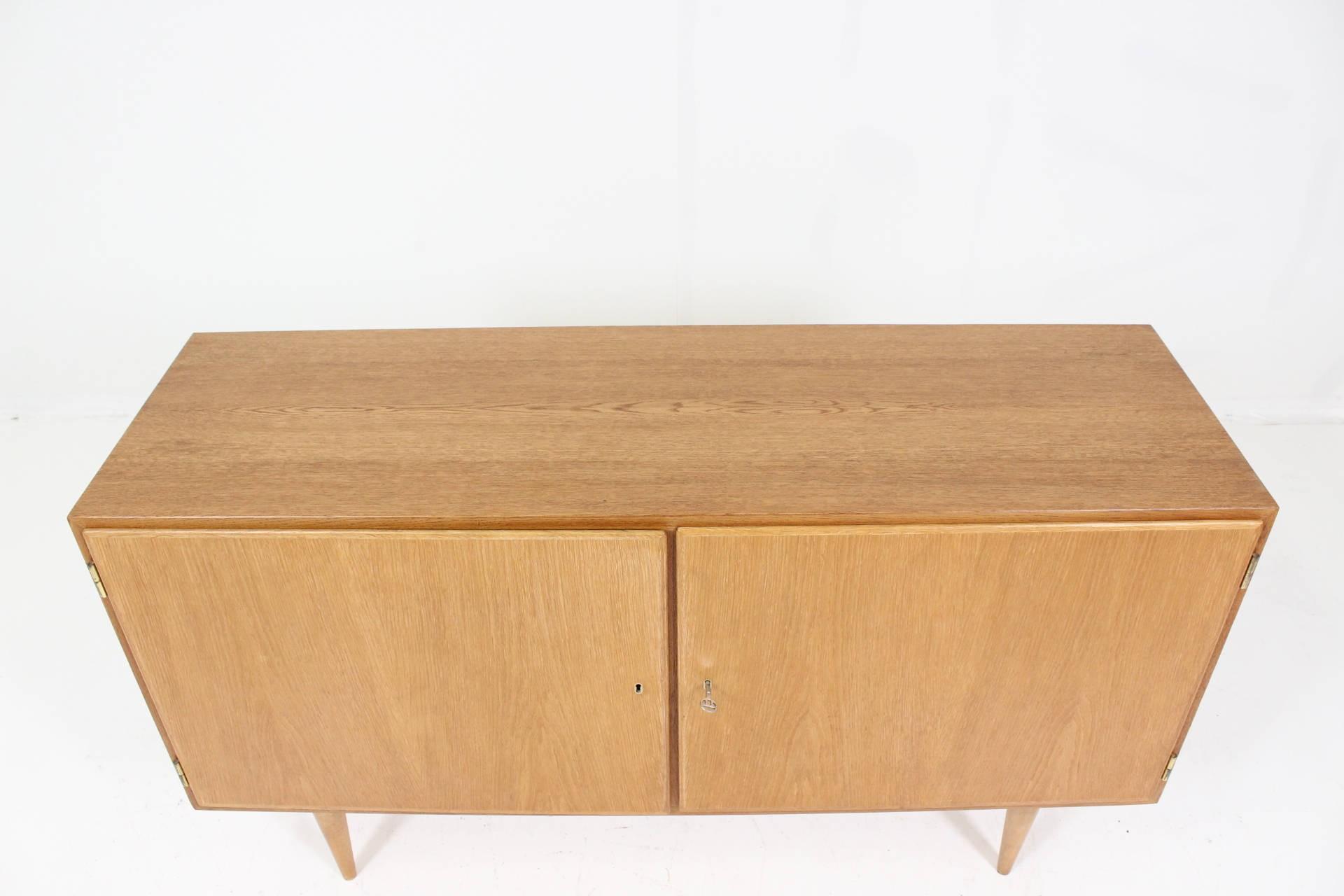 Hundevad Co Hu 40 3 Sideboard Carlo Jensen 1960s Design  # Meuble Tv Carlo