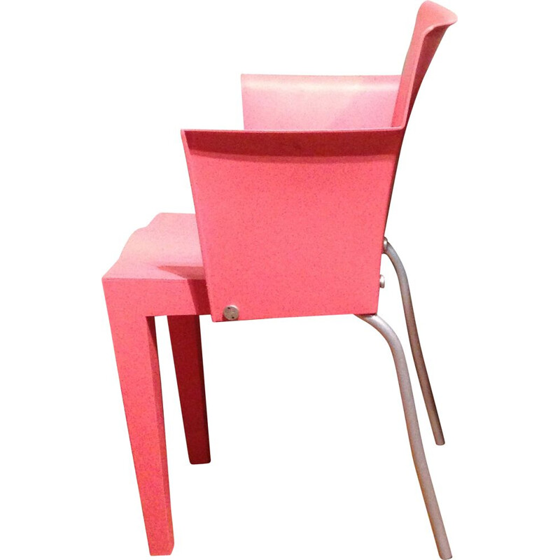 Vintage armchair model Super Glob by Philippe Starck for Kartell 1990s