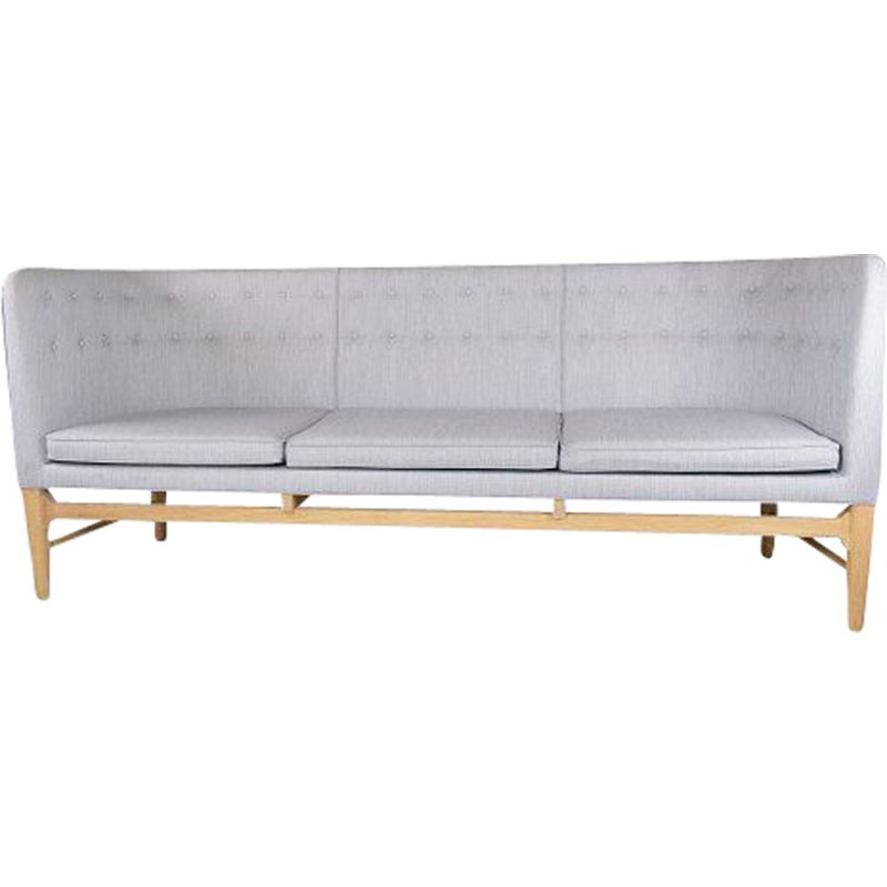 Vintage Mayor sofa model AJ5 by Arne Jacobsen and Flemming Lassen