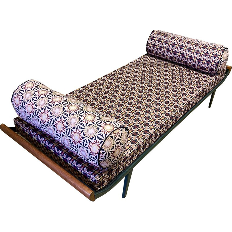 Vintage daybed sofa by Dick Cordemejer for Auping 1950s