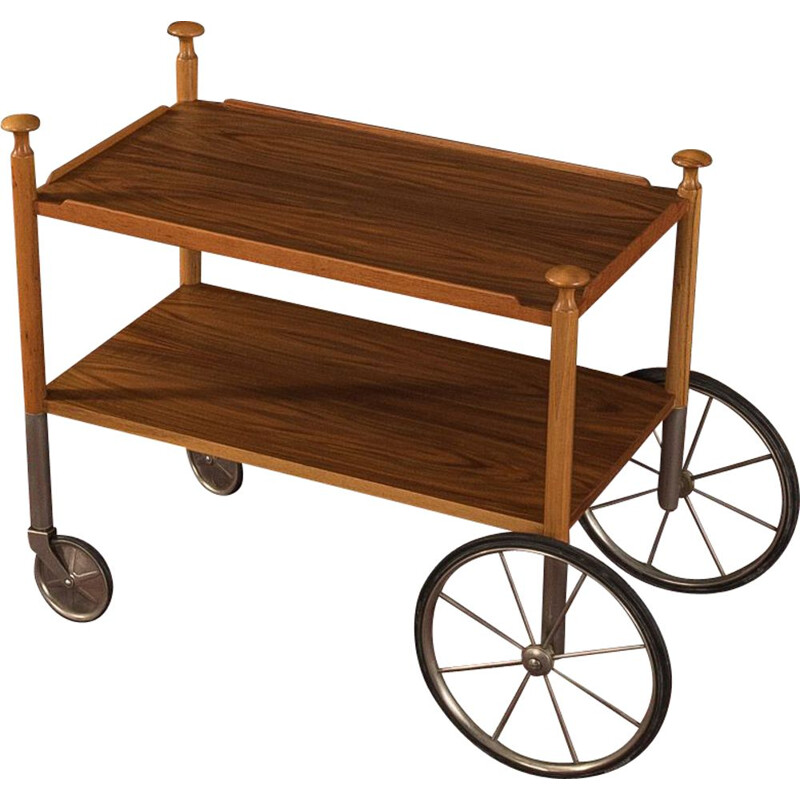 Vintage Trolley by Wilhelm Renz, Germany 1960s