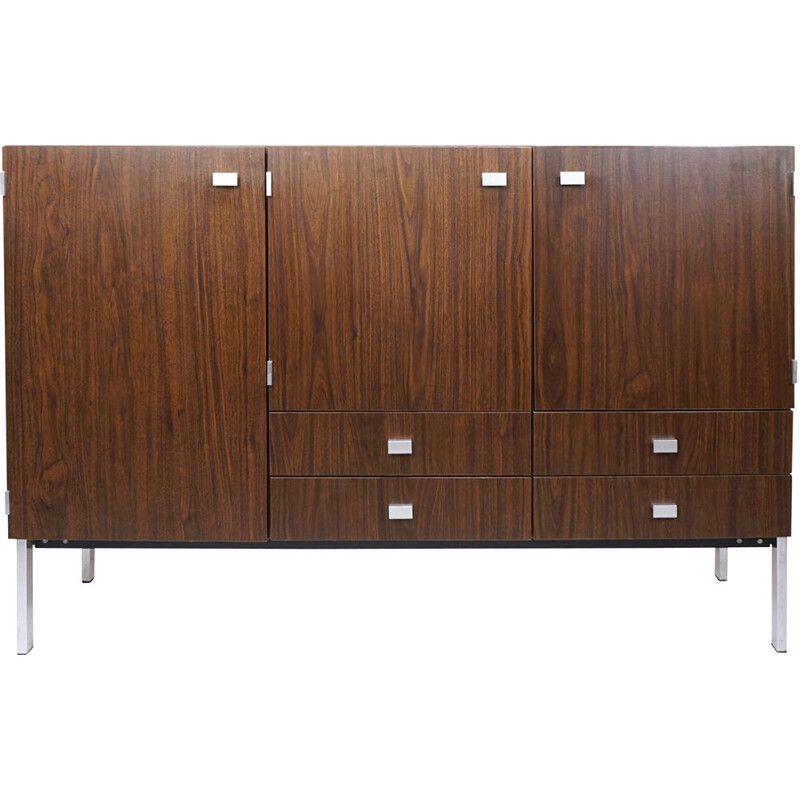 Vintage sideboard model 1574 by Pierre Guariche for Meurop 1960s
