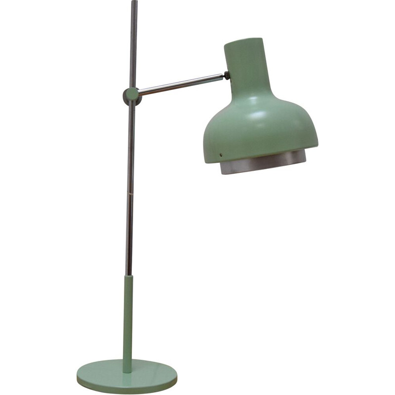 Mid-century Adjustable Table or Floor Lamp Napako by Josef Hurka Czechoslovakia 1960s