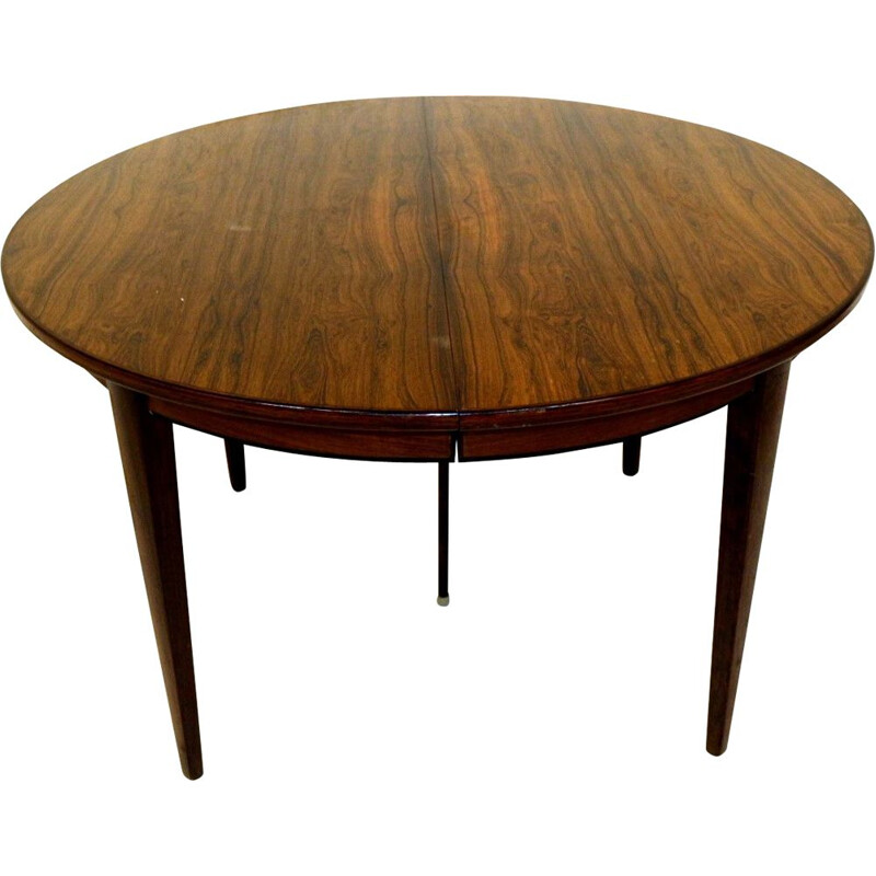 Vintage dining table Oman Jun, Denmark 1960s