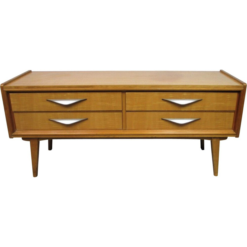 Vintage Chest of Drawers, Sweden 1950s