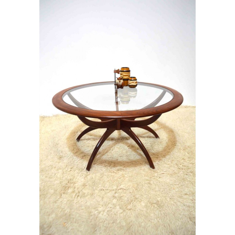"""G Plan Vintage Coffee Tables: G-Plan """"Astro Spider"""" Coffee Table, Victor WILKINS"""