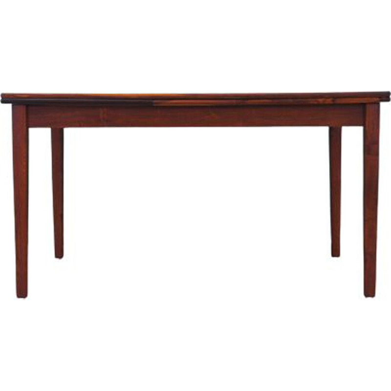 Vintage rosewood table, Denmark 1960