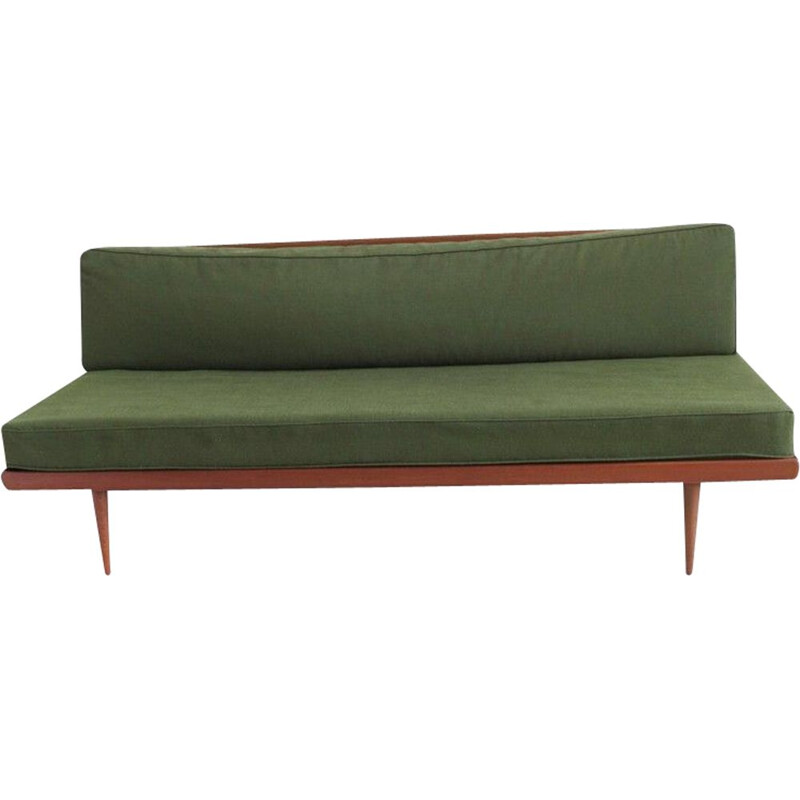 Vintage Antimott Bench by Peter Hvidt for Knoll 1955