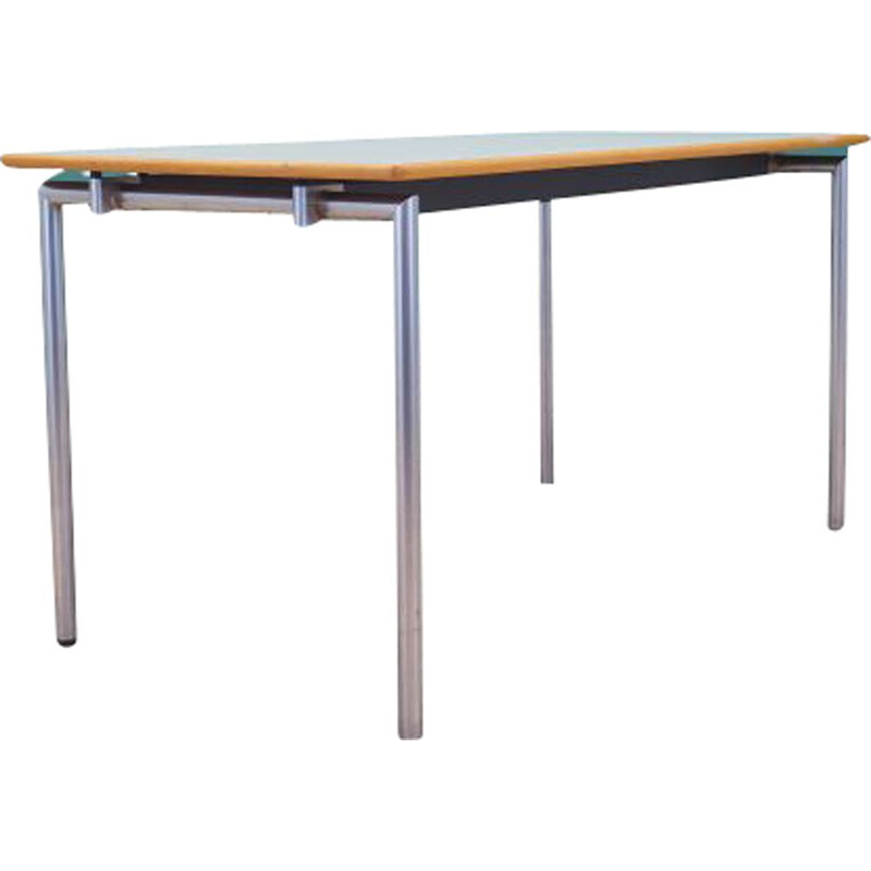 Vintage laminated table from Randers Mobelfabrik, Denmark 2000