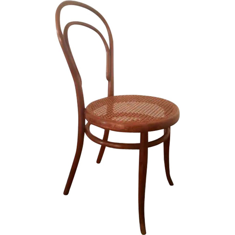 Vintage Dining Chair from Thonet 1910s