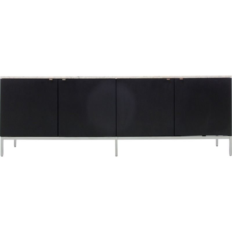Vintage Florence Knoll credenza 4 doors 1960s
