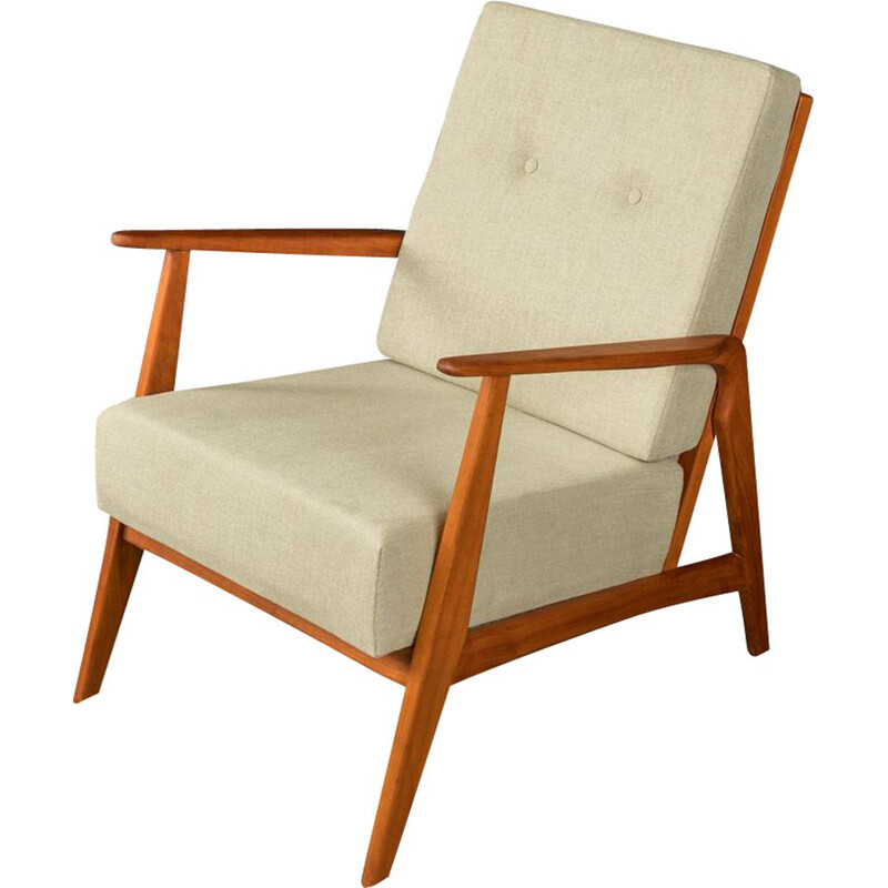 Vintage Armchair, Germany 1960s