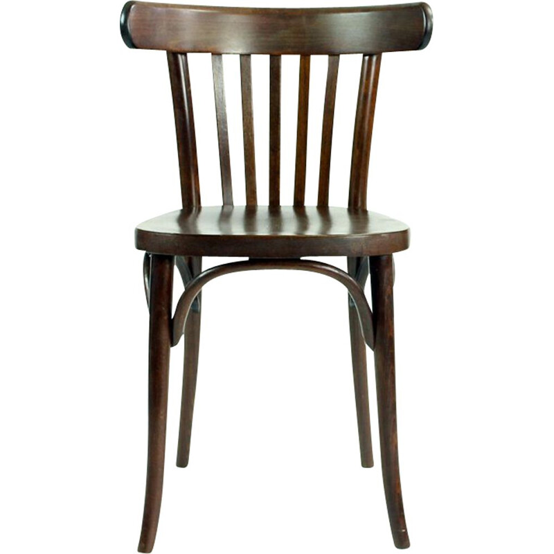 Vintage Bistro Caffee Chair by Thonet, Italy 1890s