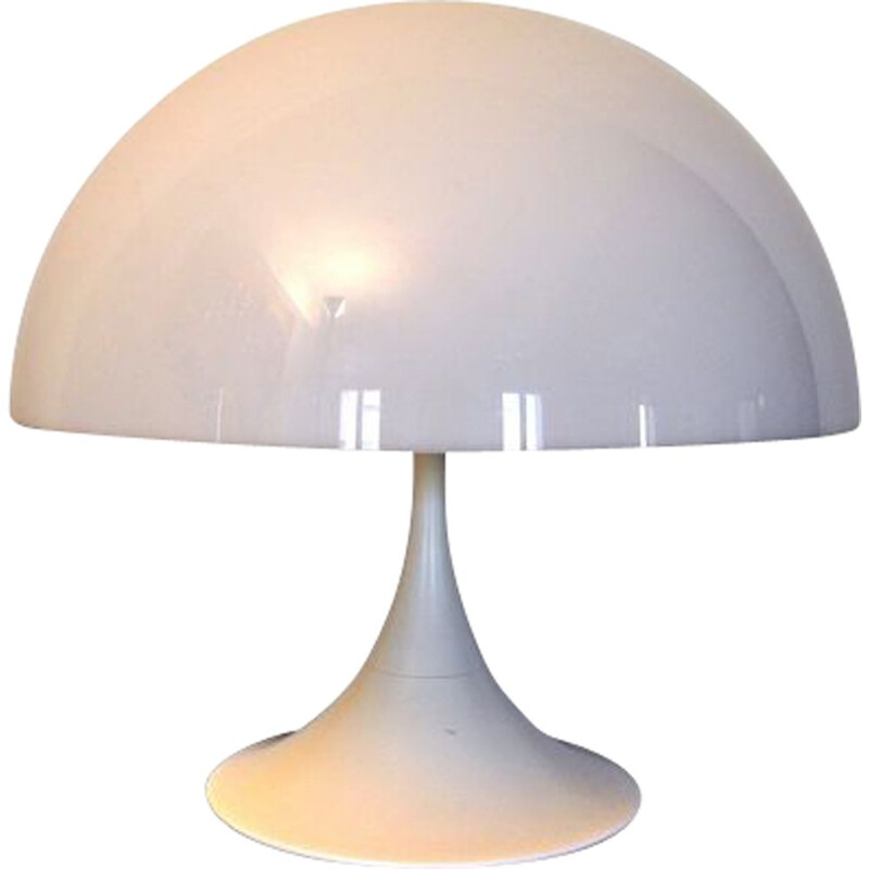 Vintage lamp Mushroom by Lookiluz, Spain 1970s