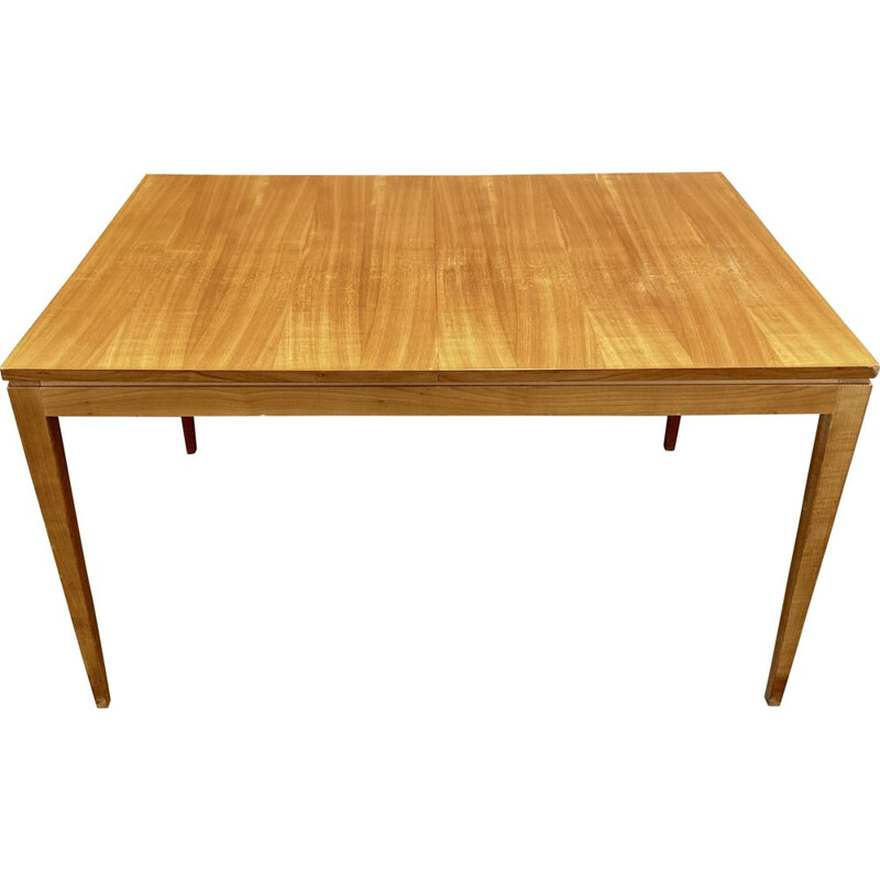 Vintage extensible high table 1950s