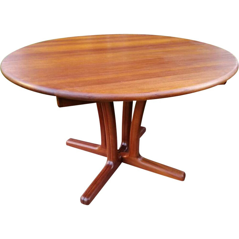 Vintage Extensible Dining Table from Dyrlund