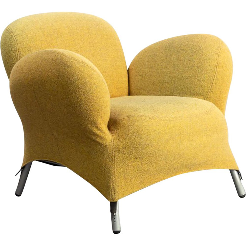 "Vintage ""bobo"" armchair by Gerard van den Berg for Label 1990s"
