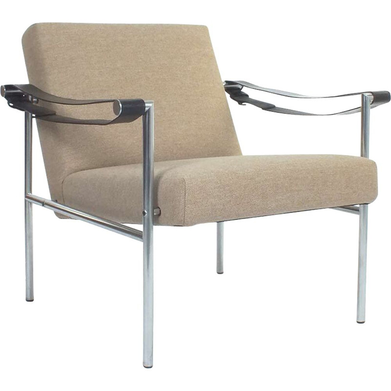 Vintage armchair sz38sz08 by Martin Visser and Dick van der Net for 't Spectrum, Netherlands 1960