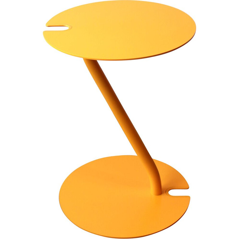 Vintage Metal Side Table by Ben Kicic and Jamie Wolfond for Good Thing