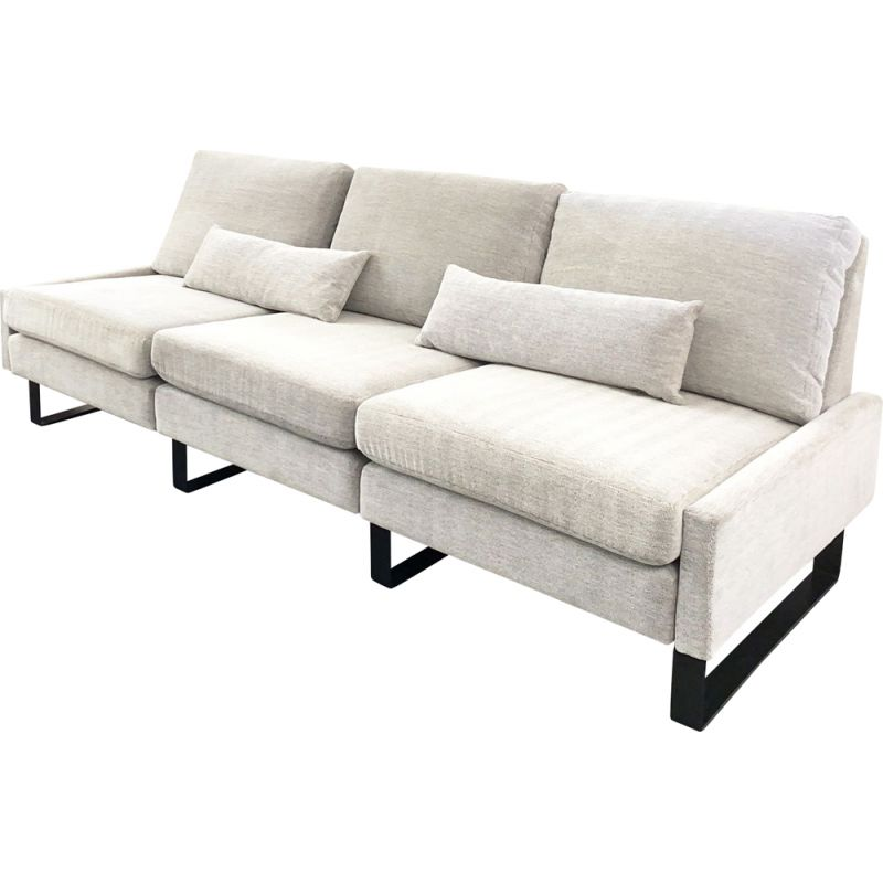 Vintage Conseta 3-Seater Sofa Couch by FW Möller for Cor, 1960s