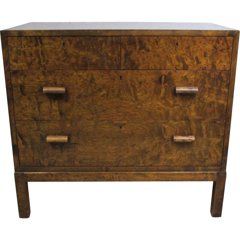 Vintage chest of drawers Bodafors, Sweden 1940