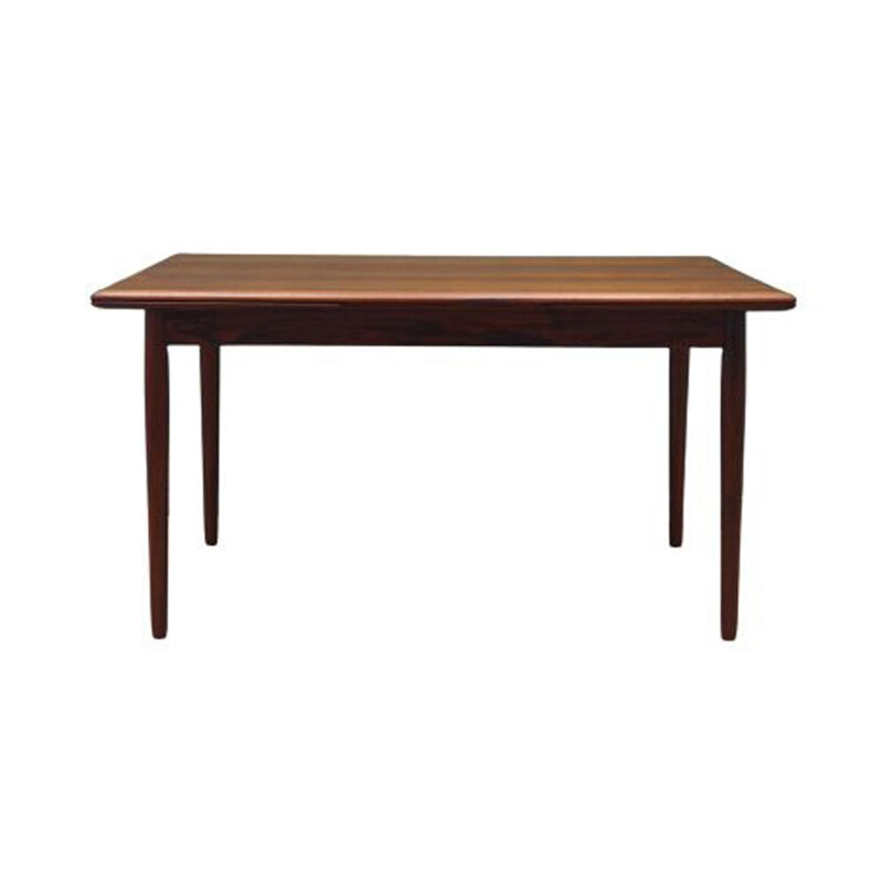 Vintage table, Rosewood Denmark 1960s