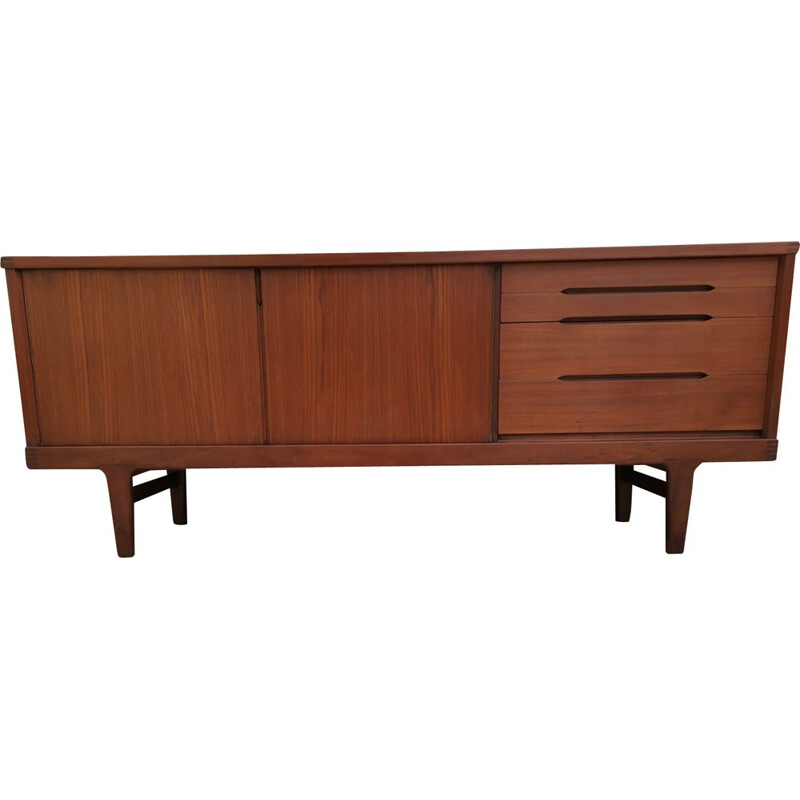 Vintage sideboard in teak, Danish 1960s