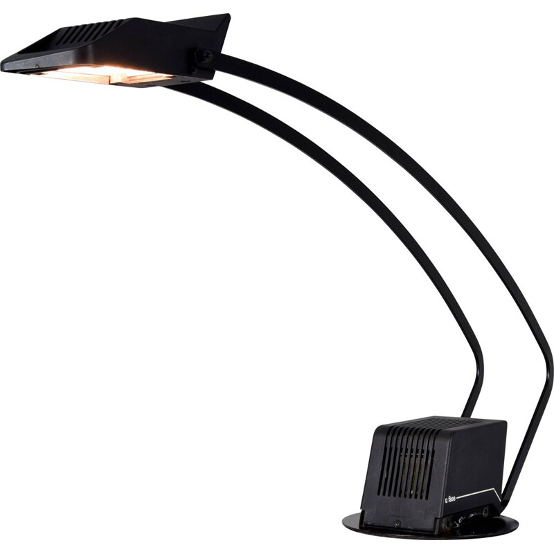 Vintage Fase model Nutria Modern office Table Lamp, Spain 1980s