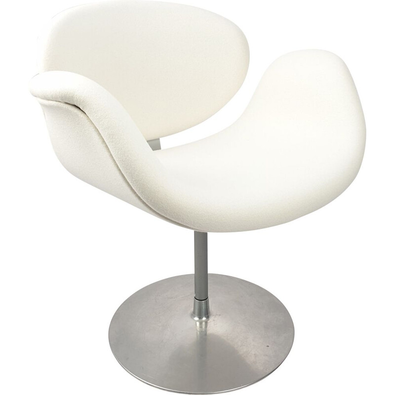 Vintage Little Tulip Armchair by Pierre Paulin for Artifort 1980s
