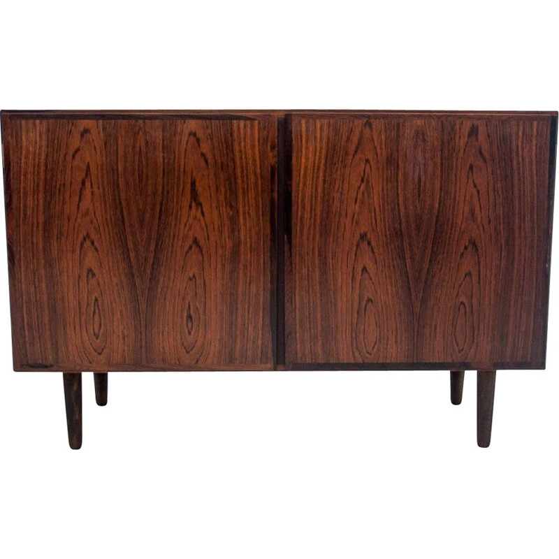 Vintage Rosewood commode by Omann Jun, Denmark 1960s