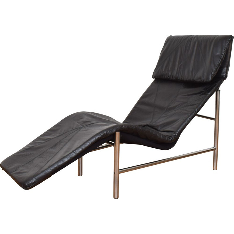 Vintage Lounge chair by Tord Björklund for Ikea 1980s