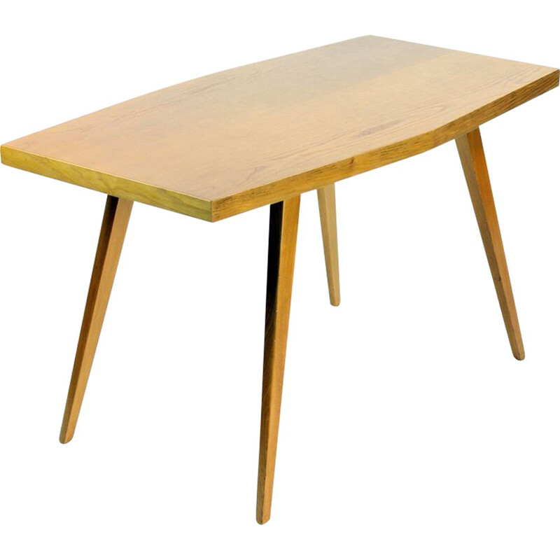 Long vintage Coffee Table by Tatra, Czechoslovakia 1960s