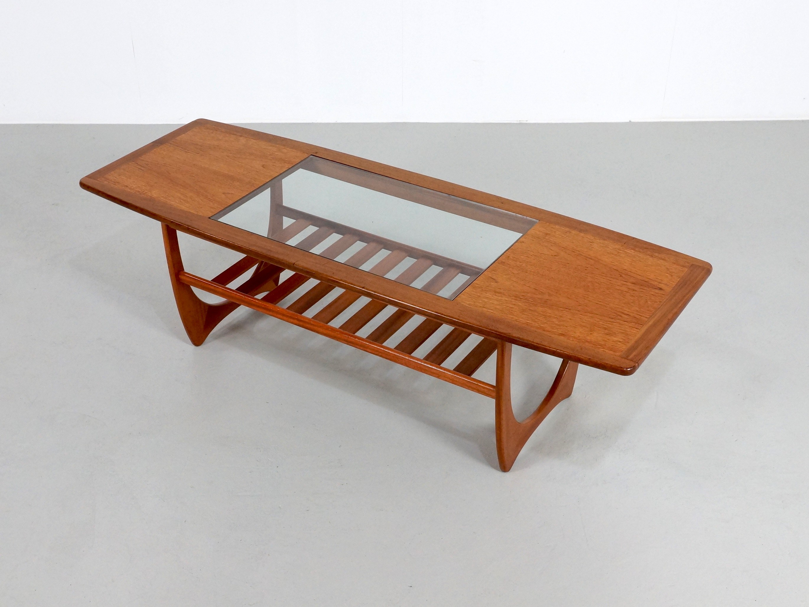 G-Plan teak coffee table - 1960s - Design Market