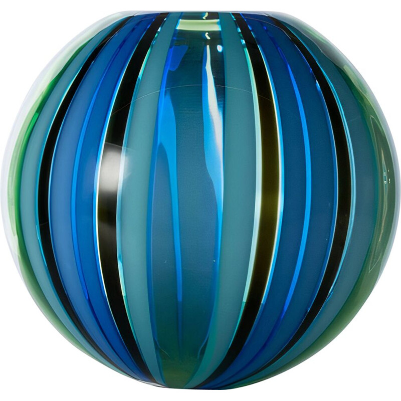 Vintage Murano glass vase by Salviati
