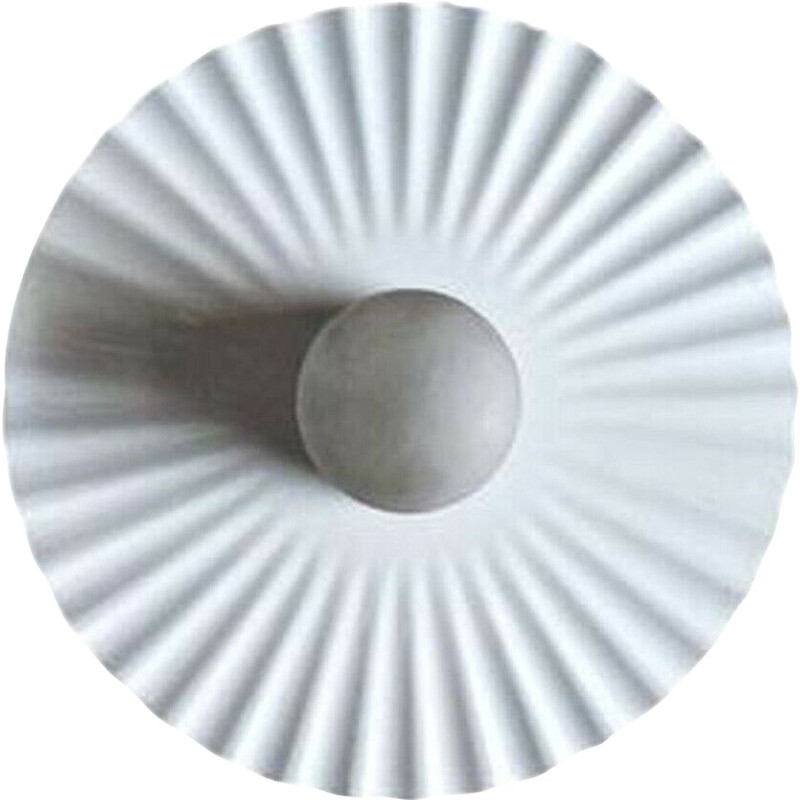 Vintage wall or ceiling lamp by Achille Castiglioni 1985s