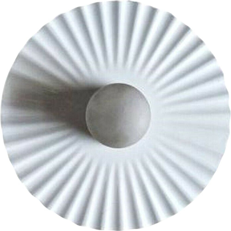 Vintage wall or ceiling lamp by Achille Castiglioni, Italy 1985s
