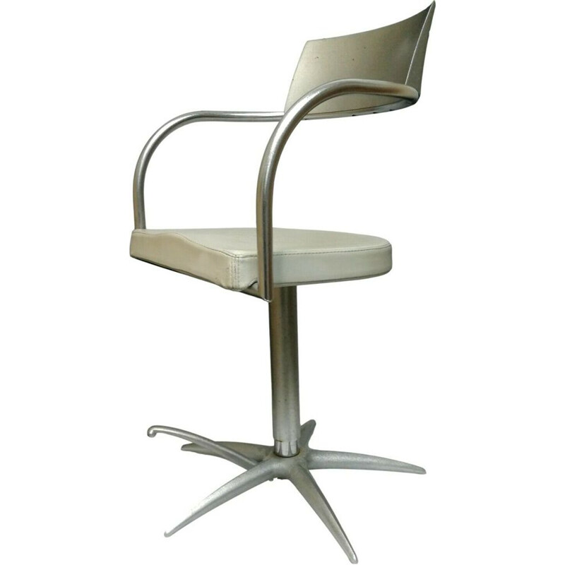 "Vintage ""modern"" chair by Philippe Starck for Maletti 1980"