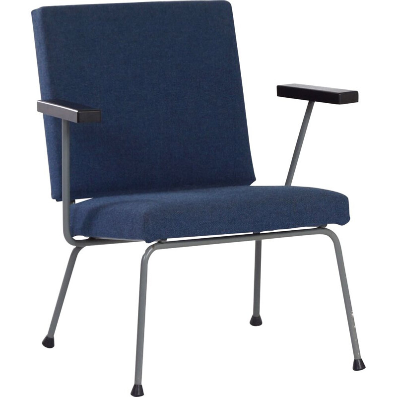 Vintage armchair by Wim Rietveld for Gispen 1950s