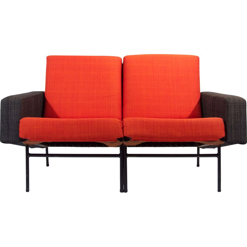 Vintage sofa by Pierre Guariche for Airborne 1963s
